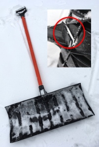 Broken Shovel